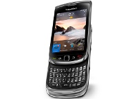 Blackberry Torch 9800 (Quelle: Hersteller)
