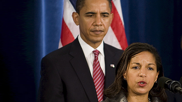 Barack Obama: Susan Rice sagt ab