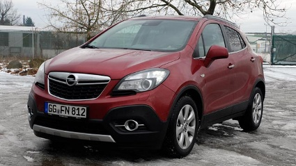 Opel Mokka 1.4 Turbo ecoFlex (Quelle: t-online/ Falk Orth)