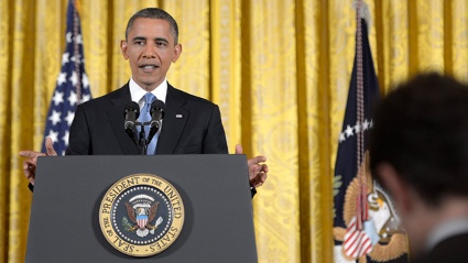 US-Prsident Barack Obama (Quelle: dpa)