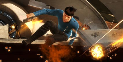 Star Trek: Namco Bandai gibt Release-Termin bekannt. Star Trek - The Video Game (Quelle: Namco Bandai)