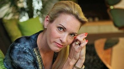 Ex-Leichtathletin Suzy Favor Hamilton. (Quelle: imago/ZUMA Press)