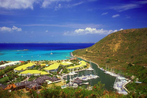 Karibikinsel St. Martin (Quelle: Thinkstock by Getty-Images)