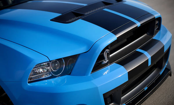 Ford Mustang Shelby GT 500 (Quelle: Press Inform)