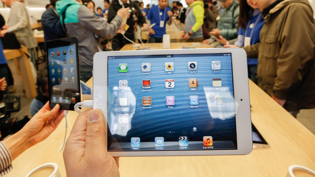 iPad 5 viel dnner und leichter?