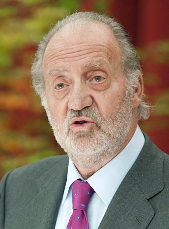 Spaniens Knig Juan Carlos wurde am 5. Januar 2013 75 Jahre alt. (Quelle: dpa)