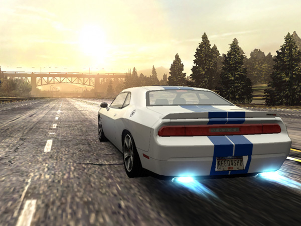 Need for Speed: Most Wanted (Quelle: Electronic Arts)
