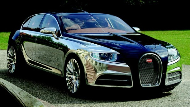 Bugatti Galibier: Ultimative Limousine. Bugatti Galibier (Quelle: Hersteller)