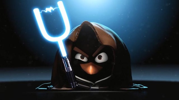 Die besten Android-Games 2012: GTA, Angry Birds und Dead Space. Angry Birds Star Wars (Quelle: Rovio Entertainment)