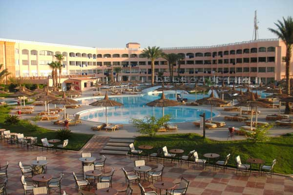 Hotel BEACH Albatros Resort & Spa, Hurghada (Quelle: Holidaycheck)