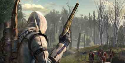 Assassin's Creed 3: Das verborgene Geheimnis (Quelle: Ubisoft)