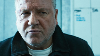 Ray Winstone als kompromissloser Bulle Jack Regan im UK-Thriller &quot;The Crime&quot; (Quelle: Universum)