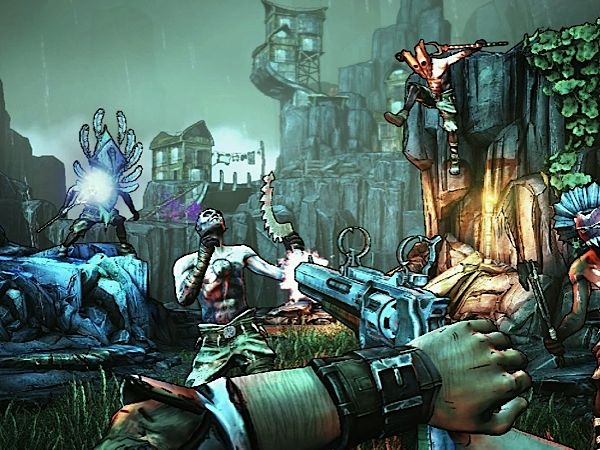 Borderlands 2: Sir Hammerlocks Big Game Hunt (Quelle: Gearbox Software)