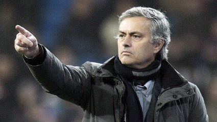 José Mourinho von Real Madrid (Quelle: imago\Corden Press/Miguelez Sports)