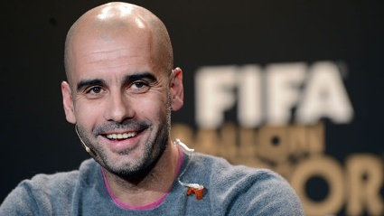 Von Vereinen schwer umworben: Pep Guardiola. (Quelle: imago/EQ Images)