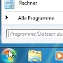 Windows Startmenü (Quelle: T-Online.de)