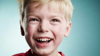 Schon im Kindergarten erzhlen Kinder Witze. (Quelle: Thinkstock by Getty-Images)