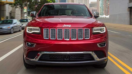 Jeep Grand Cherokee 2014 (Quelle: Hersteller)