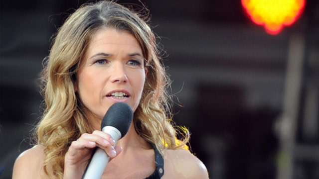 Anke Engelke moderiert 