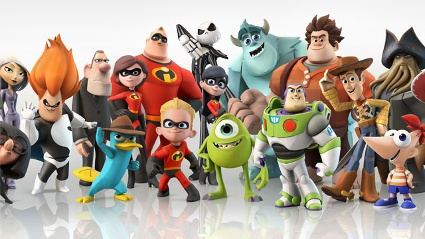 Disney Infinity  (Quelle: Disney Interactive)