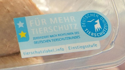 Neues Siegel bei Schweine- und Hhnchenfleisch verspricht Verbrauchern mehr Tierschutz. (Quelle: obs-Wiesenhof)