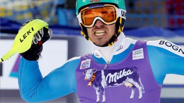 Ski alpin: Felix Neureuther triumphiert beim Slalom in Wengen. Felix Neureuther (Quelle: Reuters)