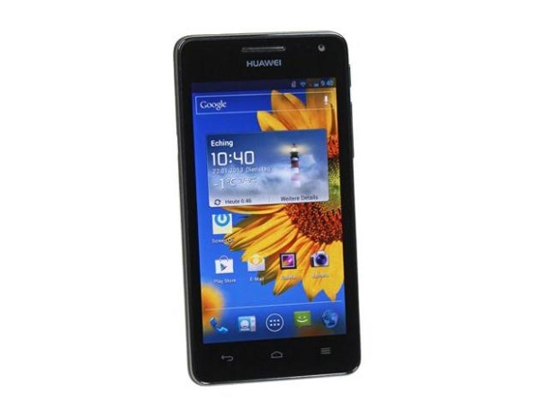 Huawei Ascend G615: Android-Smartphone im Test. Huawei Ascend G615 im Test
