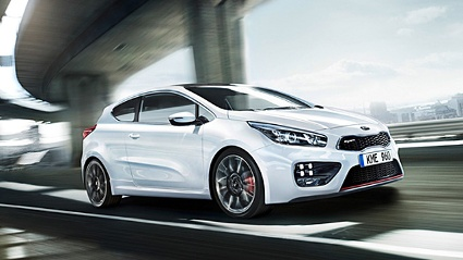 Kia Pro Cee'd GT (Quelle: Press-Inform)