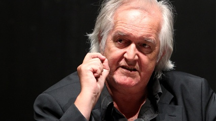 Henning Mankell feiert am 3. Februar 2013 seinen 65. Geburtstag. (Quelle: dapd)