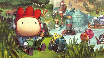 Scribblenauts Unlimited (Quelle: Nintendo)