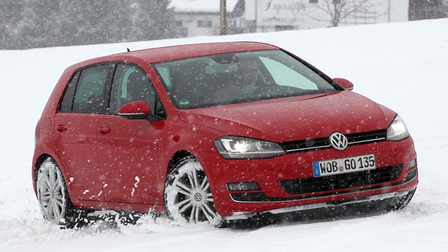 VW Golf 4Motion Autotest: Der leistet sich keinen Ausrutscher