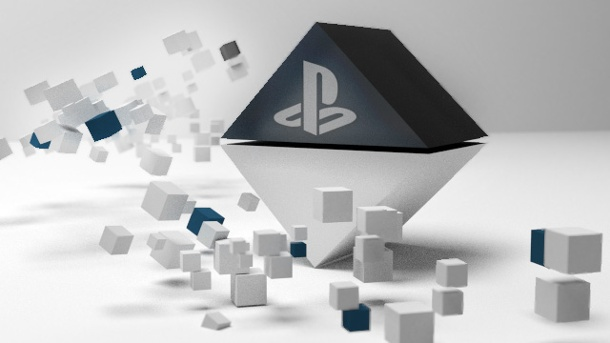 PS4: Little Big Planet 3 und Killzone 4 bereits in Entwicklung?. Sony Playstation Logo  (Quelle: Sony / Montage: www.t-online.de)