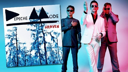 "Depeche Mode, Cover ""Heaven"" (Quelle: Sony)"