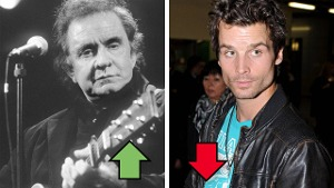 Johnny Cash und Patrick Nuo - Top & Flop des Tages