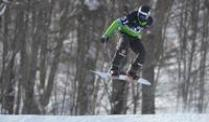 Snowboardcrosser Schad Neunter in Blue Mountain. Konstantin Schad kam beim Weltcup in Blue Mountain in die Top Ten.