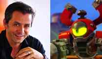 Interview mit Activision-Chef Eric Hirshberg ber Skylanders Swap Force (Quelle: Activision / Richard Lwenstein (Montage: www.t-online.de/Spiele))