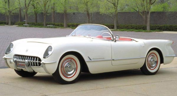 Corvette 1953 (Quelle: Press Inform)