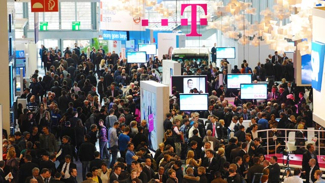 CeBIT 2013: Trends sind Apps und Cloud Computing