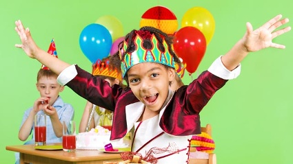 Faschingsspiele machen Kindern jede Menge Spaß (Quelle: Thinkstock by Getty-Images)