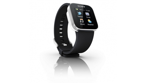 Apple tüftelt angeblich an der iWatch. Sony Smartwatch (Quelle: Sony)