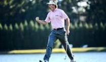 Snedeker gewinnt PGA-Turnier in Pebble Beach. Brandt Snedeker war beim Turnier in Pebble Beach nicht zu schlagen.