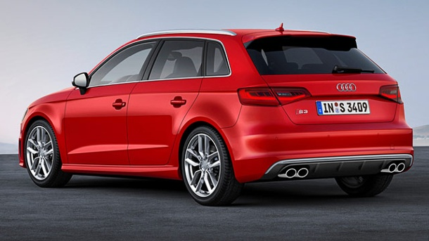 audi s3 sportback kompaktwagen bekommt 300 ps. Black Bedroom Furniture Sets. Home Design Ideas