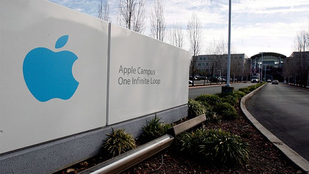 "iPhone: Apple verliert Namensrechte an ""iPhone"" in Brasilien. Firmenzentrale von Apple in Cupertino, Kalifornien (Quelle: dpa)"