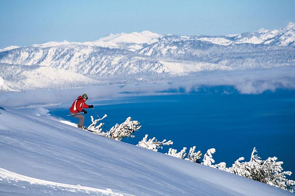 Heavenly Ski Resort, Kalifornien/Nevada, USA. (Quelle: SRT /Pettit Gilwee PR)