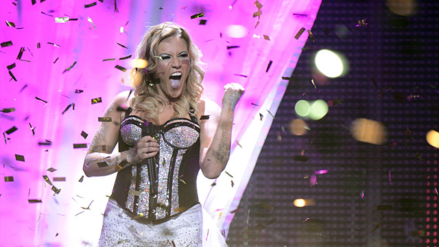 ESC-Vorentscheid: Cascada fhrt zum Eurovision Song Contest