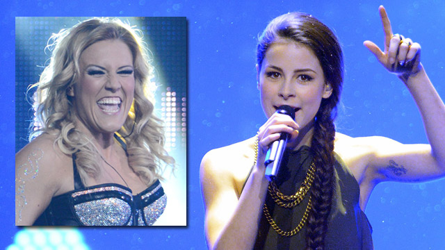 Eurovision Song Contest: Lena Meyer-Landrut gnnt Cascada den Sieg
