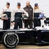 Der neue Bolide des Formel-1-Teams Williams  (Quelle: xpb)