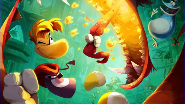 Rayman Legends: Release-Termin und Start der Challenges-App. Rayman Legends (Quelle: Ubisoft)