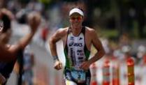 Ironman-Weltmeister Pete Jacobs startet in Frankfurt. Weltmeister Pete Jacobs wird in Frankfurt starten.