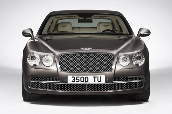 Bentley Flying Spur (Quelle: Hersteller)
